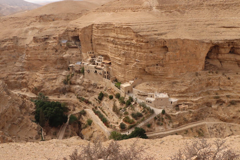 ארמונות החשמונאים ביריחו 1
