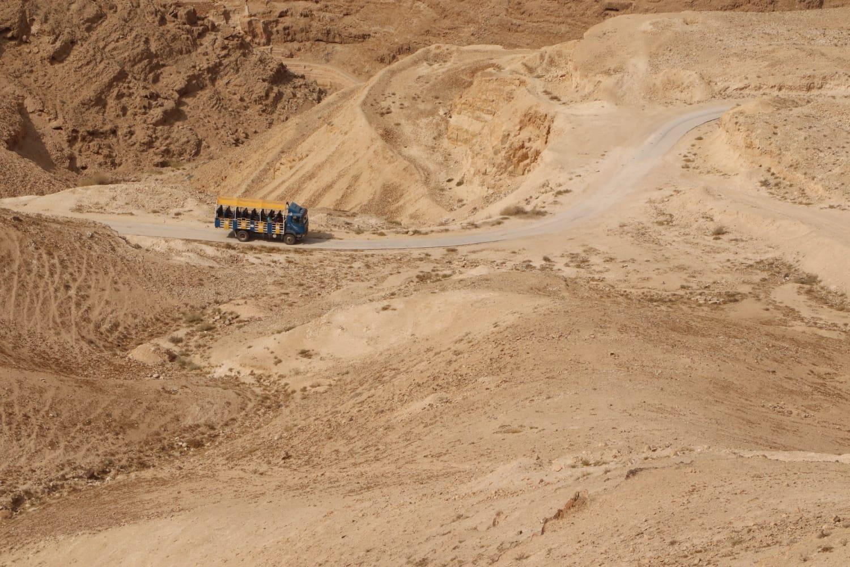 טיול ספארי ארמונות החשמונאים ביריחו
